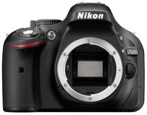 Nikon, Fotoaparát Fotoaparát Nikon D5200 Body