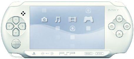 Sony, PSP Sony PSP-E1004 White