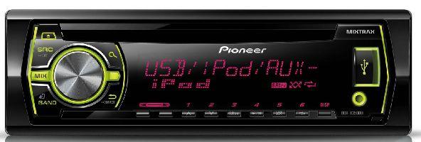 Pioneer, Autorádio s USB Pioneer DEH-X3500UI