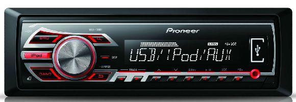 Pioneer, Autorádio s USB Pioneer MVH-150UI