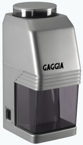 Gaggia,Mlýnek na kávu Mlýnek na kávu Gaggia MM silver