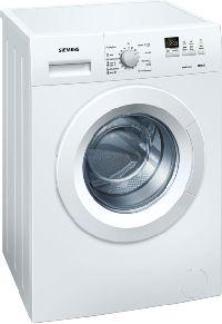 Siemens, Pračka s předním plněním Siemens WS 12X161BY