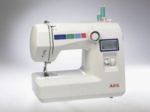 AEG, Šicí stroj s overlockem AEG 227