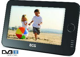 ECG, Přenosná LCD televize ECG TVP 7920 DVB-T