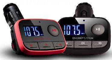 Energy Sistem, MP3/MP4 přehrávač Energy Sistem Car MP3 f2 (Racing Red)
