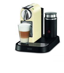 Nespresso, Kávovar espresso Nespresso DeLonghi CitiZ&Milk EN266.CWAE