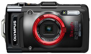 Olympus, Fotoaparát Fotoaparát Olympus Tough TG-2 Black