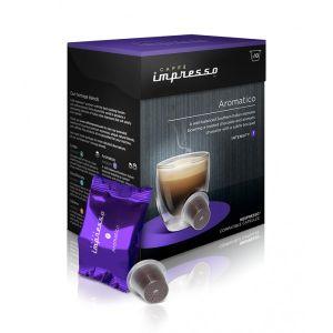 Caffé Impresso, Kávovar Kávovar Caffé Impresso Aromatico, 16 balení