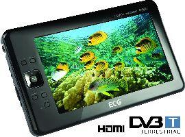ECG, Přenosná LCD televize ECG TVP 9040 HD PVR