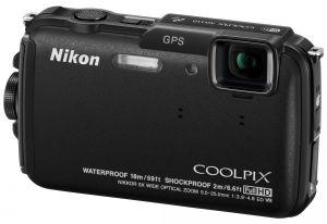 Nikon, Fotoaparát Fotoaparát Nikon Coolpix AW110 Black