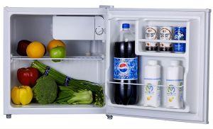 ECG, Volně stojící mini chladnička Volně stojící mini chladnička ECG ERM 10470 WA+