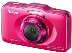 Nikon, Fotoaparát Fotoaparát Nikon Coolpix S31 Pink