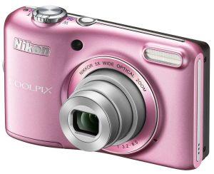 Nikon, Fotoaparát Fotoaparát Nikon Coolpix L28 Pink