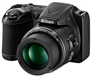 Nikon, Fotoaparát Fotoaparát Nikon Coolpix L820 Black
