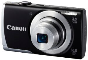 Canon, Fotoaparát Fotoaparát Canon PowerShot A2500 Black