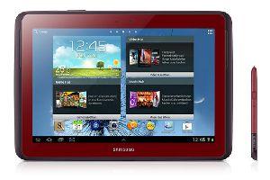 Samsung, Tablet Samsung Galaxy Note 10.1 Wi-Fi N8010, Garnet red