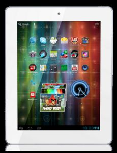 Prestigio, Tablet Prestigio MultiPad PMP7280, bílý