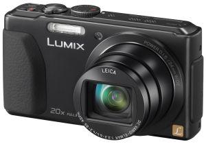 PANASONIC, Fotoaparát Fotoaparát PANASONIC Lumix DMC-TZ40EP-K