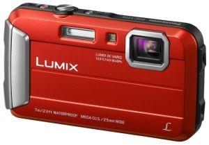 PANASONIC, Fotoaparát Fotoaparát PANASONIC Lumix DMC-FT25EP-R