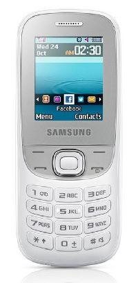 Samsung, Mobilní telefon pro seniory Samsung E2200, bílý
