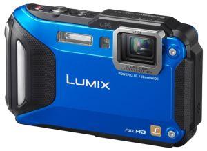 PANASONIC, Fotoaparát Fotoaparát PANASONIC Lumix DMC-FT5EP-A
