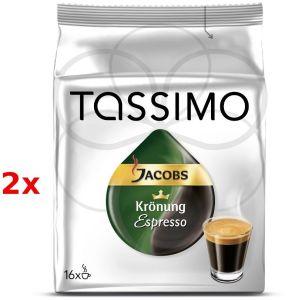 Bosch, Kávovar Kávovar Bosch T-Disc Espresso - 2x