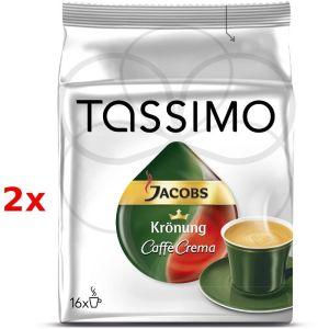 Bosch, Kávovar Kávovar Bosch T-Disc Caffe Crema - 2x