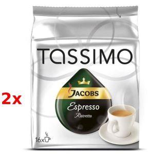 Bosch, Kávovar Kávovar Bosch T-Disc Ristretto - 2x