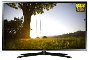 Samsung, 3D televize Samsung UE50F6100