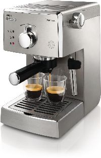 Philips Saeco, Kávovar espresso Philips Saeco HD 8427/09 Manual Poemia