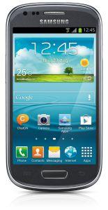 Samsung, Mobilní telefony  Samsung Galaxy S III mini i8190, NFC, Titan Grey