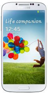 Samsung, Mobilní telefon Samsung i9505 Galaxy S 4, White Frost