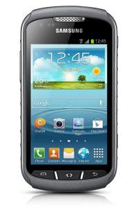 Samsung, Mobilní telefon pro seniory Samsung S7710 Galaxy Xcover 2, Titan Gray