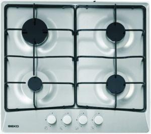 Vestavná  plynová varná deska Beko HIG 64220 SX