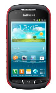 Samsung,  Samsung S7710 Galaxy Xcover 2, Black Red