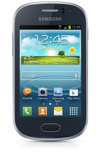 Samsung,  Samsung S6810 Galaxy Fame, Metallic Blue