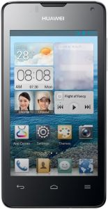 Huawei, Mobilní telefony  Huawei Ascend Y300, černý