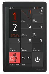 Cowon iAudio, MP3/MP4 přehrávač Cowon iAudio X9 / 16GB (Black)