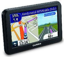 Garmin, Turistická GPS navigace Garmin nüvi 40 Eastern Europe Lifetime