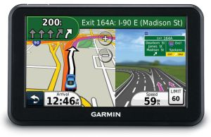 Garmin, Turistická GPS navigace Garmin nüvi 50 Eastern Europe Lifetime