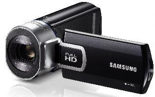 Samsung, Videokamera Samsung HMX-QF30 Black