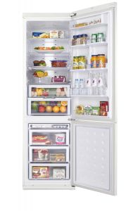 Samsung, Kombinovaná lednička Kombinovaná lednička Samsung RL55VTE1L1/XEO + 10 let záruka na kompresor