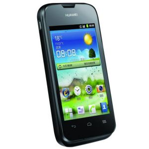Huawei, Mobilní telefony  Huawei Ascend Y210 Black