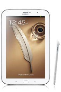 Samsung, Tablet Tablet Samsung Galaxy Note 8 16GB 3G WiFi GT-N5100ZWAXEZ bílý