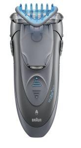 BRAUN, Holicí strojek, styler a zastřihovač 3v1 Holicí strojek, styler a zastřihovač 3v1 BRAUN CruZer 6 Face (Z60)