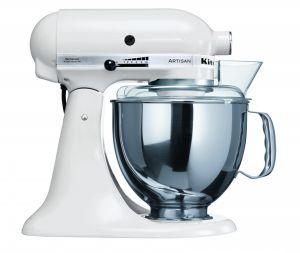 KitchenAid, Kuchyňský robot Kuchyňský robot KitchenAid 5KSM150PSEWH Artisan