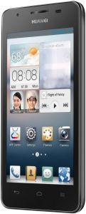 Huawei,  Huawei Ascend G510, černý