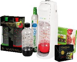 Sodastream, Sodastream Sodastream JET WHITE NIGHT SPIRIT
