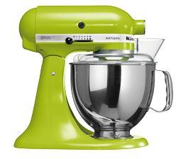 KitchenAid, Odolný kuchyňský robot Odolný kuchyňský robot KitchenAid 5KSM150PSEGA Artisan