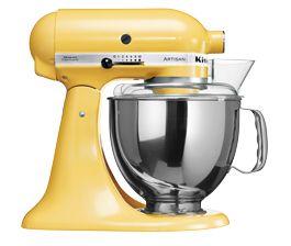 KitchenAid, Kuchyňský robot Kuchyňský robot KitchenAid 5KSM150PSEMY Artisan + okamžitá sleva 2000 Kč
